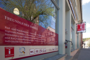 Bad Freienwalde Tourist-Information