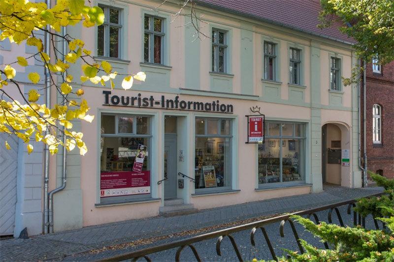 Bad Freienwalde - Tourist-Information