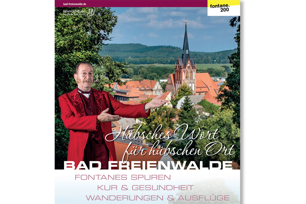 Reisejournal Bad Freienwalde 2019